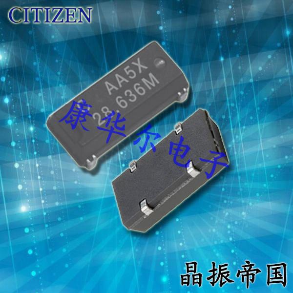 西铁城晶振,贴片晶振,CM309E晶振,CM309E4915200ABJT晶振