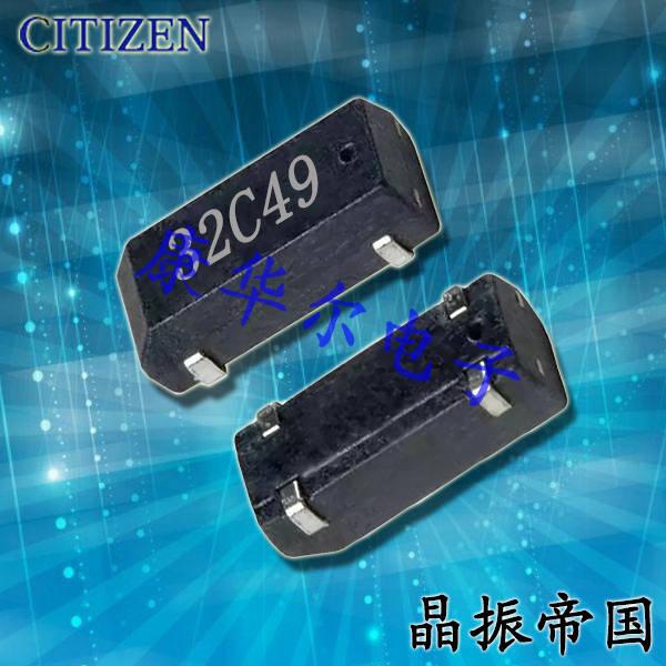 西铁城晶振,贴片晶振,CM200C晶振,CM200C32768AZFT晶振