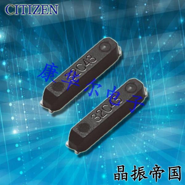 西铁城晶振,贴片晶振,CM130晶振,CM13032768DZFT晶振