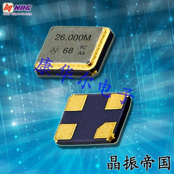 NDK晶振,贴片晶振,NX3225SA晶振,汽车无铅晶体
