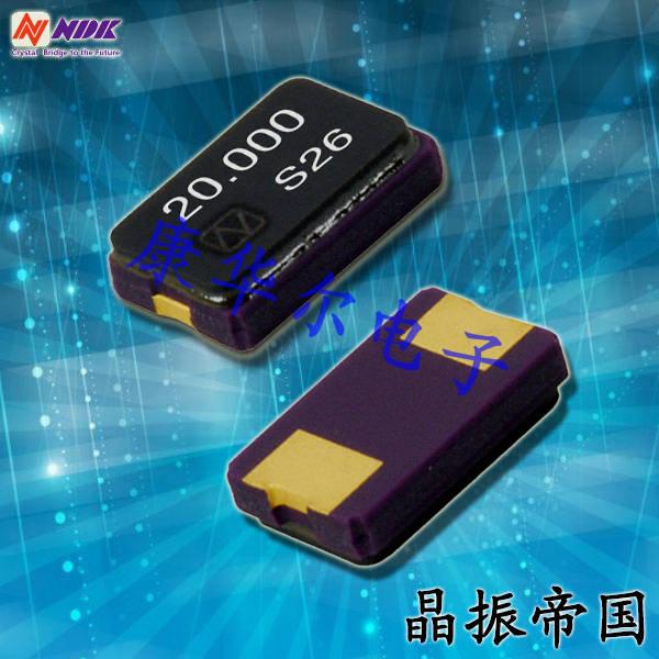 NDK晶振,贴片晶振,NX5032GB晶振,电视机进口晶振