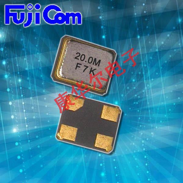 富士晶振,石英晶振,FSX-3M晶振,计算机无源进口晶振