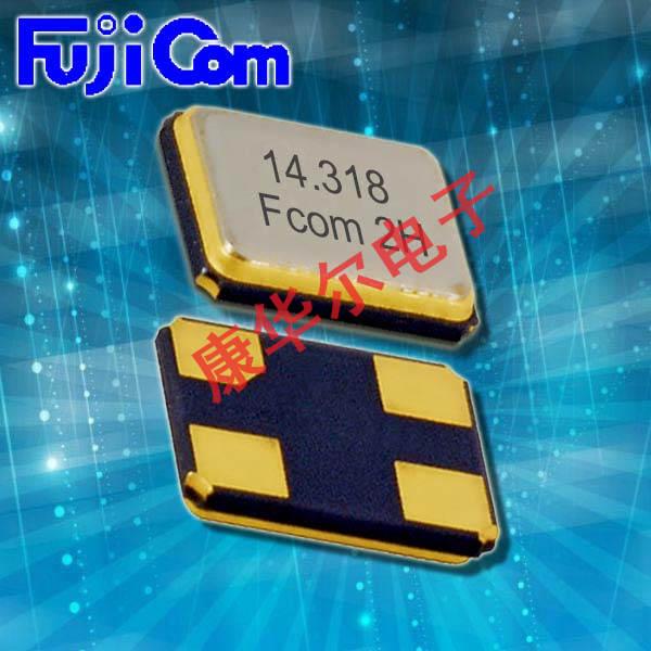 富士晶振,贴片晶振,FSX-6M2晶振,6035两脚金属面谐振器