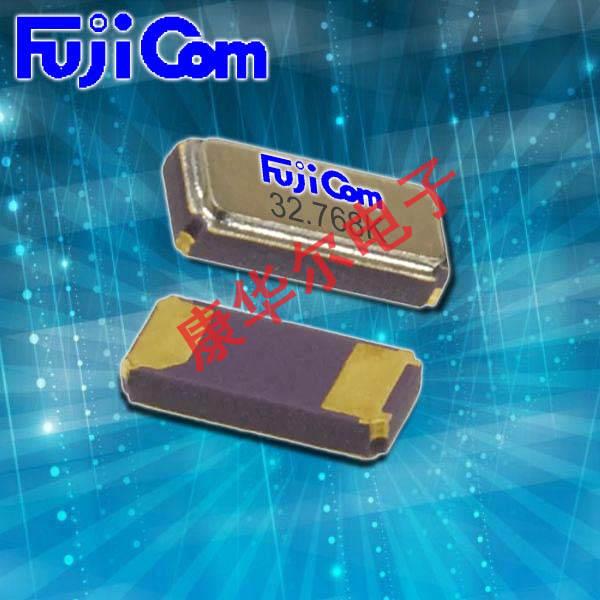 富士晶振,贴片晶振,FSX-3215晶振,两脚金属面贴片无源晶振