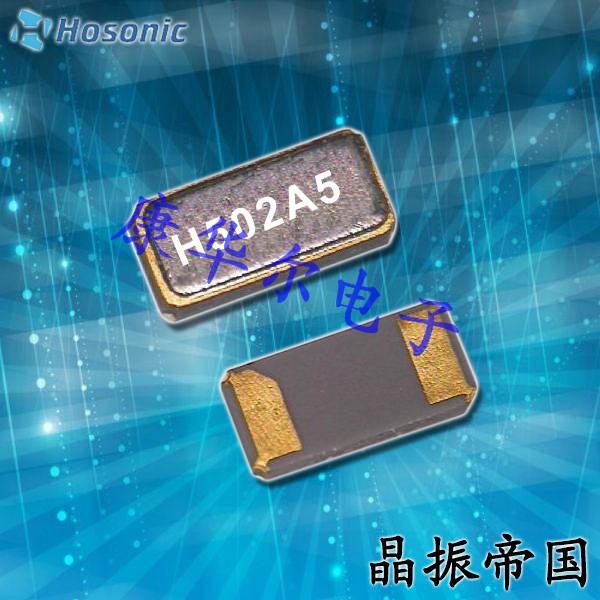 鸿星晶振,贴片晶振,ETST晶振,通信设备台产32.768K进口晶振
