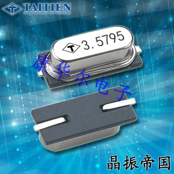泰艺晶振,贴片晶振,XJ晶振,XJGPPCAANF-25.000000晶振