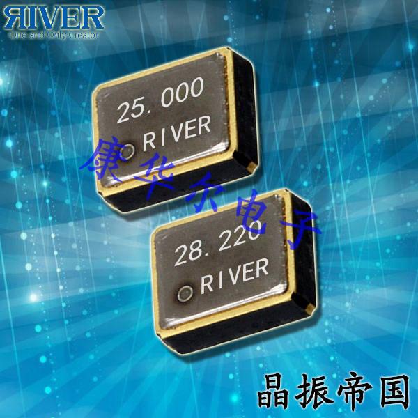 大河晶振,贴片晶振,TCX-07L晶振,日本进口四脚金属封装石英晶振