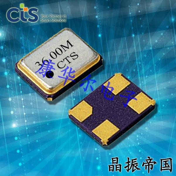 CTS晶振,贴片晶振,416晶振,416F26022CKR晶振