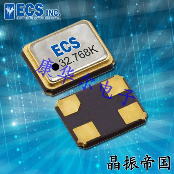 ECS晶振,贴片晶振,ECX-2236B晶振,ECS-240-8-36B-CKY-TR晶振
