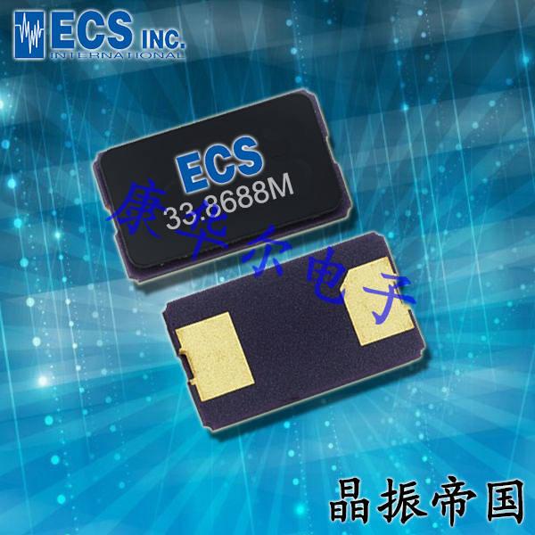 ECS晶振,贴片晶振,CSM-23G晶振,ECS-240-18-23G-JGN-TR晶振