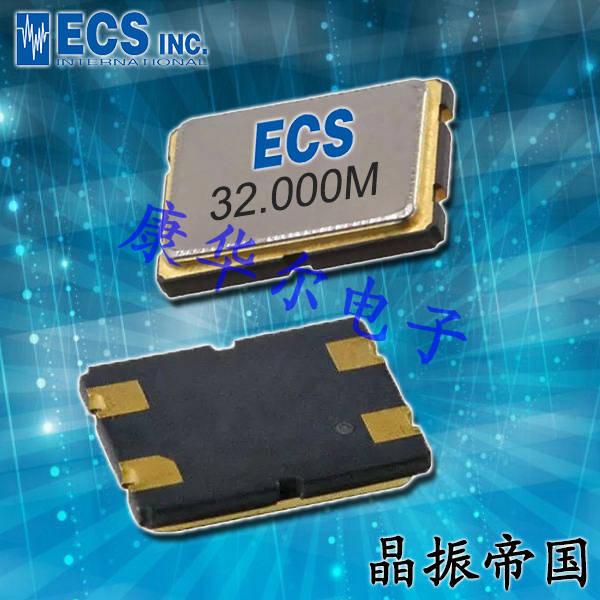 ECS晶振,贴片晶振,CSM-8M晶振, ECS-200-20-20BM-TR晶振
