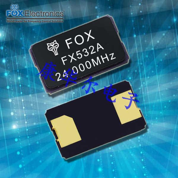 FOX晶振,贴片晶振,C5AQ晶振,FC5AQCCMC250晶振
