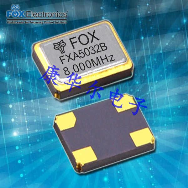 FOX晶振,贴片晶振,C5BQ晶振,FC5BQCCMC250晶振