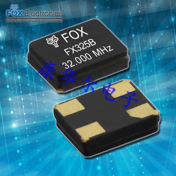 FOX晶振,贴片晶振,C6BS晶振,FC6BSCCEM250晶振
