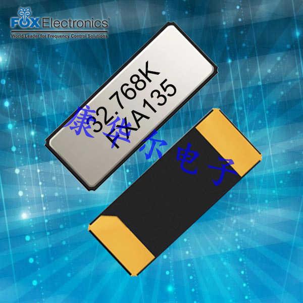 FOX晶振,贴片晶振,K145晶振,轻薄型两脚贴片晶振