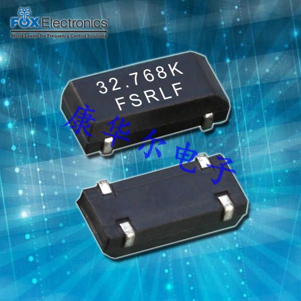 FOX晶振,贴片晶振,KFSR晶振,FKFSREIHM0.032768晶振