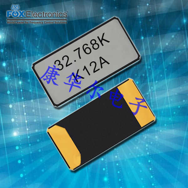 FOX晶振,贴片晶振,K12A晶振,FK12AEIHI0032768晶振