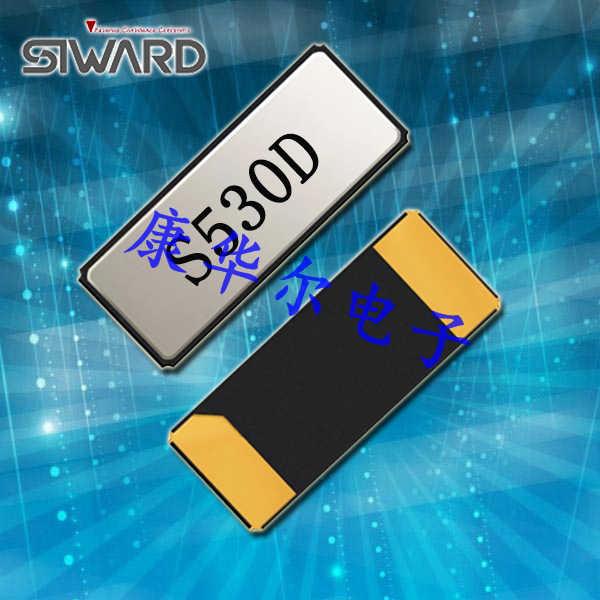 希华晶振,贴片晶振,SF-1610晶振,金属面封装两脚晶振