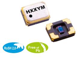 加高晶振,热敏晶振,HSX211SR晶振,数码家电小体积热敏晶振