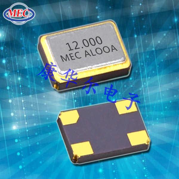 玛居礼晶振,贴片晶振,MF晶振,数码家电进口无源贴片晶振