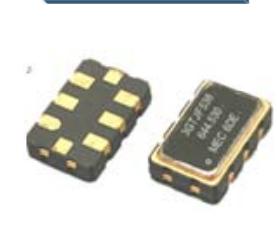 玛居礼晶振,压控晶振,GTJF578晶振,7.0*5.0mm压控晶体振荡器
