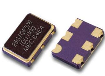 玛居礼晶振,压控晶振,GTQF326晶振,3225六脚金属面贴片晶振
