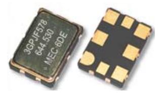 玛居礼晶振,压控晶振,GPJF538晶振,进口压电石英晶体振荡器