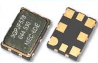 玛居礼晶振,压控晶振,GCJF538晶振,小型移动通信基站振荡器