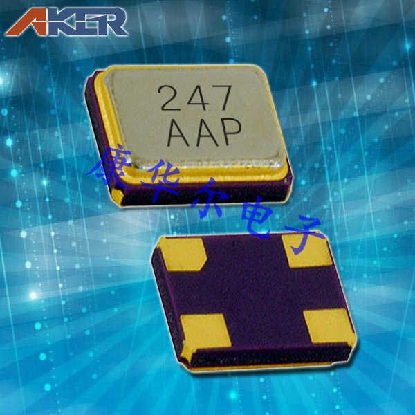 AKER晶振,贴片晶振,CXAF-211晶振,CXA-026000-AF7F21晶振