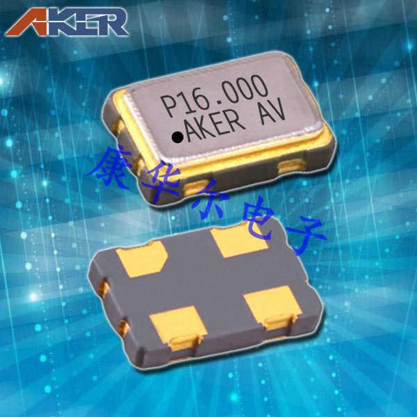 AKER晶振,有源晶振,SMBF-321晶振,低电压小体积有源晶振
