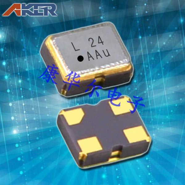 AKER晶振,有源晶振,SMBF-211晶振,2016mm轻薄型有源晶体振荡器