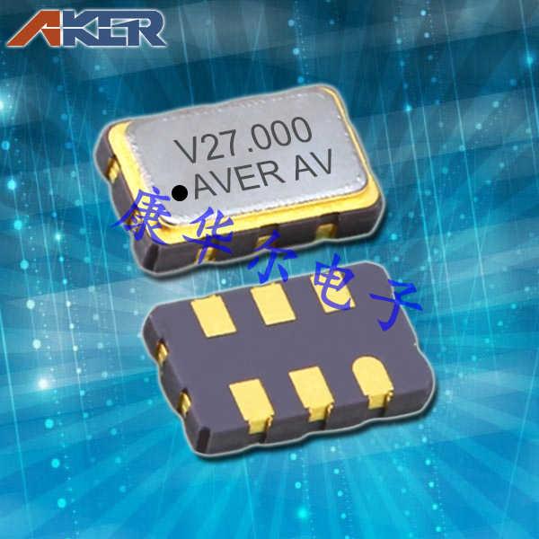 AKER晶振,有源晶振,SMLN-531晶振,5032六脚有源晶振
