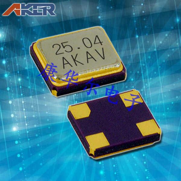 AKER晶振,贴片晶振,CXAN-161晶振,摄像头小体积晶体谐振器