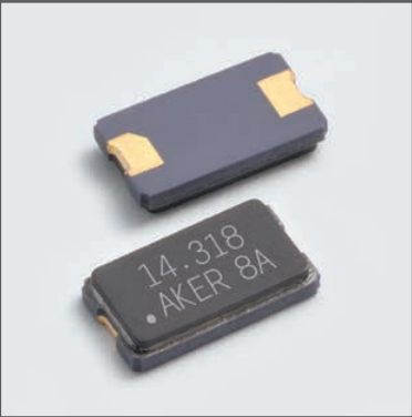AKER晶振,贴片晶振,CXCN-841晶振,陶瓷面封装有源晶体振荡器