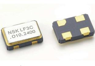 NSK晶振,有源晶振,NAOK晶振,轻薄型石英晶体振荡器器
